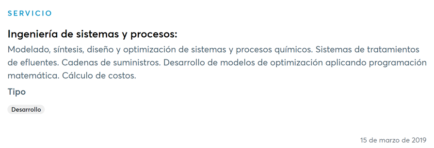 Servicio IPQA Vincular 2019